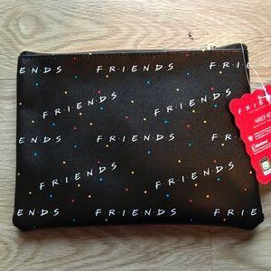 Friends TV Show pencil case / makeup bag New